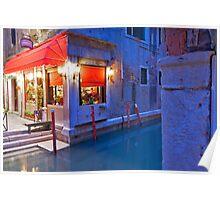 Venice Ristorante Poster