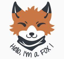 Hello, I'm a FOX! by ImpyImp