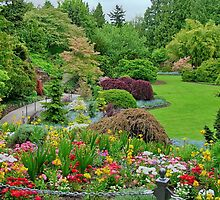 Queen Elizabeth Park by AnnDixon