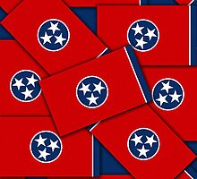 Smartphone Case - State Flag of Tennessee VII by Mark Podger