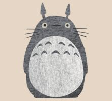Canvas Totoro by gijs801