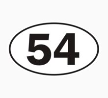 54 - Oval Identity Sign by Ovals