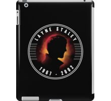 Layne Staley iPad Case/Skin
