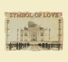 Symbol of Love by ramanandr