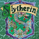 Slytherin House Crest by ChrisNeal