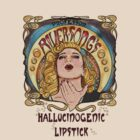 Professor River Song's Hallucinogenic Lipstick 3.0 by Monica Lara