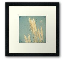 Breeze Framed Print