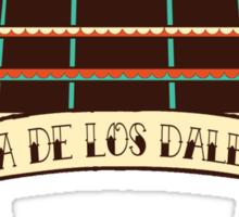 Dia de los Daleks II Sticker