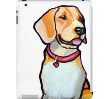 Lovable Beagle iPad Case/Skin