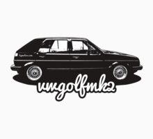 VW Golf Mk2 Appreciation by El Russell