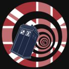 Doctor Who 50th Anniversary TARDIS Mod Vortex by Moovian