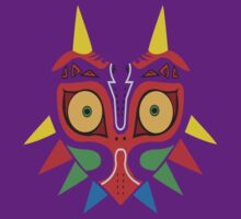 Majora's Mask Legend Of Zelda by MikeCotopolis