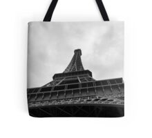 The Tower From Below Tote Bag