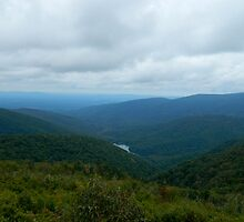 BLUE RIDGE PARKWAY - Virginia by ctheworld