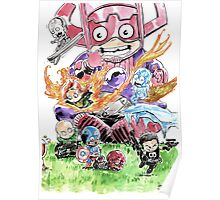 marvel babies 03 (part 3 of 5) Poster