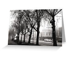 Fog Pal Mal Greeting Card