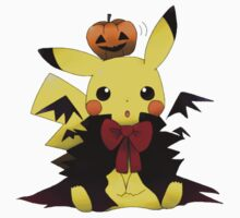 Pokemon Pikachu Halloween by WeWantThat