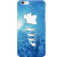 Evolution as we know it - Blastoise Edition iPhone Case/Skin