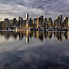 Vancouver Morning by Kathy Weaver