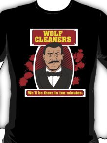 Wolf Cleaners T-Shirt