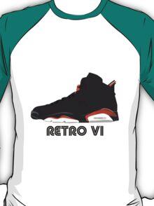 Retro VI T-Shirt