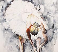 Back stage by Tatyana  Ilieva