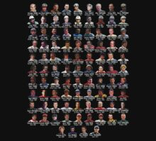 Every F1 Race Winner...on a shirt! by KCulmer