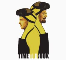 Time to cook - Breaking Bad by arrow3