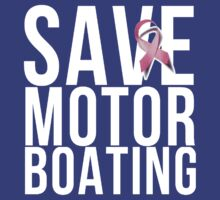 Mens Breast Cancer Save Motorboating by mralan