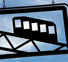 Funicular This Way by phil decocco