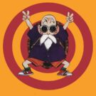 Dragonball - Master Roshi Shirt by elPotto