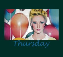 Thursday Mixtape by seazerka
