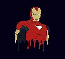 Iron Man by theleafygirl