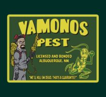 Bad Break - Vamanos Pest Control by Immortalized