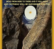 ❦ ❧A MUSTARD SEED MOVES MOUNTAINS -BIBLICAL TEXT CARD/PICTURE❦ ❧ by ╰⊰✿ℒᵒᶹᵉ Bonita✿⊱╮ Lalonde✿⊱╮