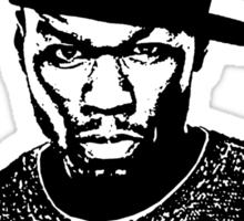 Wrapper - 50 Cent Sticker