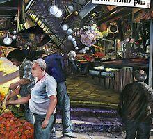 Men of Commerce, Jerusalem by gayeelise