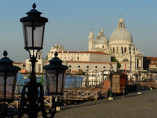 Venetian Morning by hans p olsen