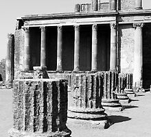 Yesterday Pompeii by Adrian Alford Photography