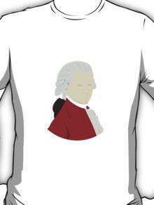 Decomposing - Mozart T-Shirt