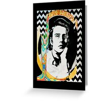 Christopher Owens Greeting Card