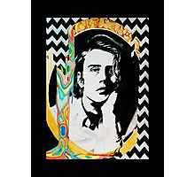Christopher Owens Photographic Print