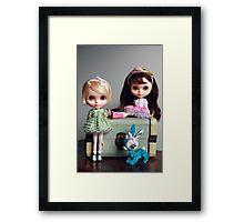 Favourites Framed Print