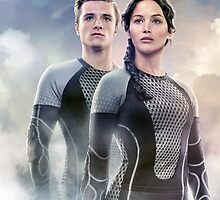 Katniss & Peeta - Tributes by Britnasty