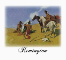 Remington - Smoke by William Martin