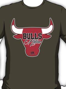 Bulls Nation '13 Season Tee T-Shirt