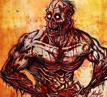 Just A Flesh Wound... by Austen Mengler