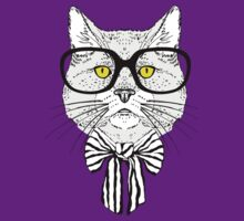 Fashion Animals - Valerie Kon Kitten | artwork by Olga Angelloz by ccorkin