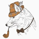 Fashion Animals - Manor Fox the 2nd by ccorkin