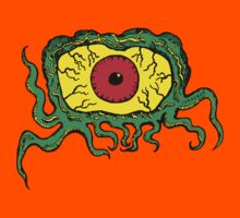 Crawling Eye Monster Kids Clothes